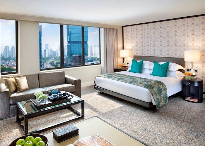 Superior room, Mandarin Oriental,Jakarta