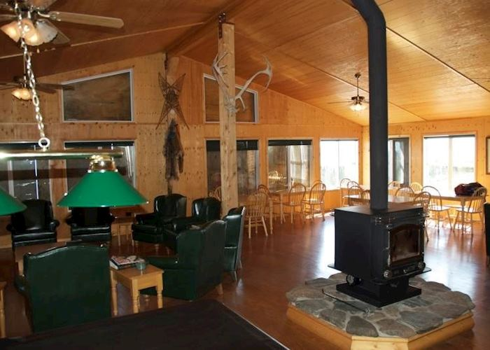 Arctic Haven Wilderness Lodge, Ennadai Lake