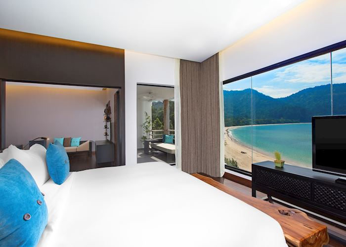 Executive Seaview Suite, The Andaman, Langkawi