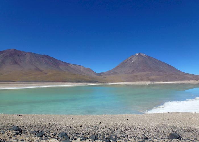Laguna Verde, Bolivian Altiplano