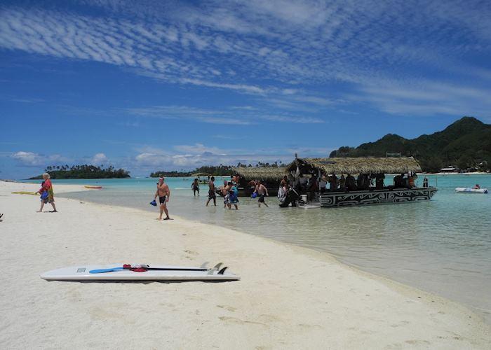 Muri Lagoon Cruise, Rarotonga
