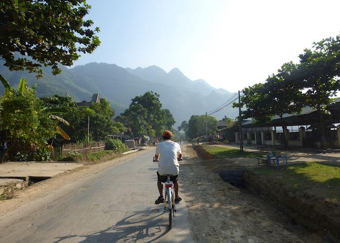 Bike Tour in Mai Chau