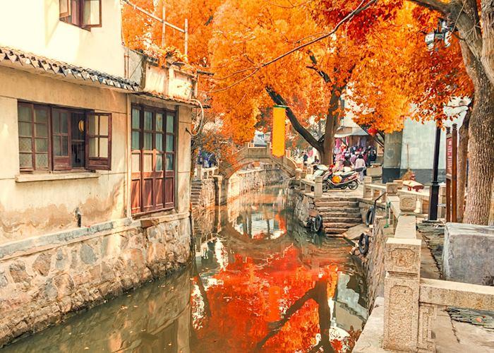 Water town near Suzhou