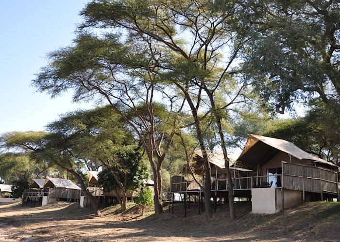 Anabezi Camp, Lower Zambezi National Park