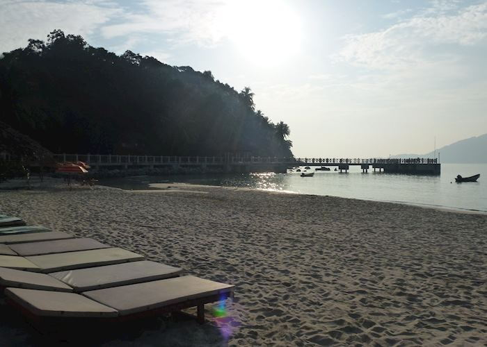 Bubu Long Beach Resort, Perhentian Islands