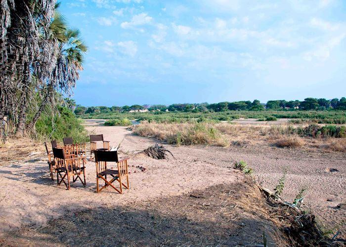 On safari with Kichaka Expeditions, Ruaha National Park
