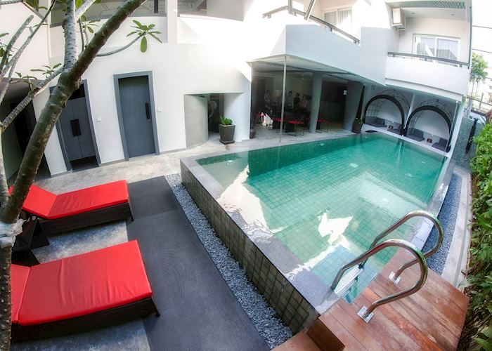 Swimming Pool, Teav Boutique Hotel, Phnom Penh