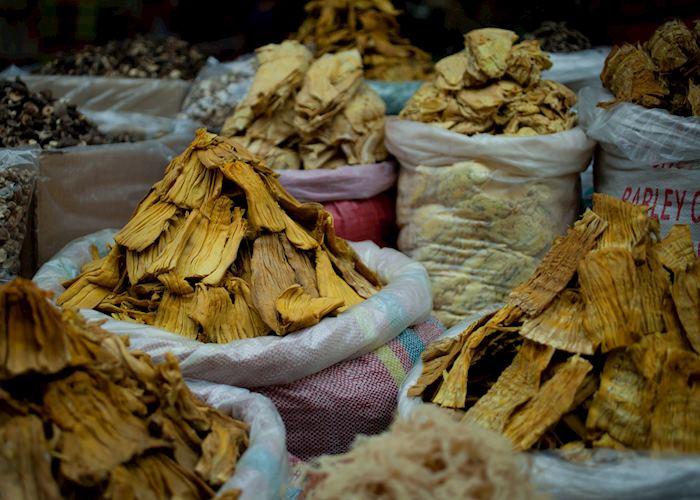 Market in Saigon, Vietnam