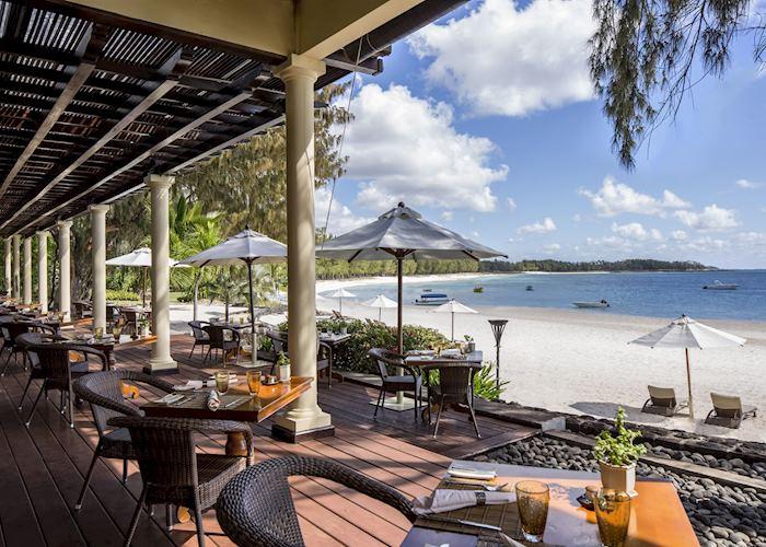 The Plantation Restaurant, The Residence, Mauritius