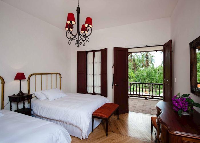 Standard room, Hacienda Piman