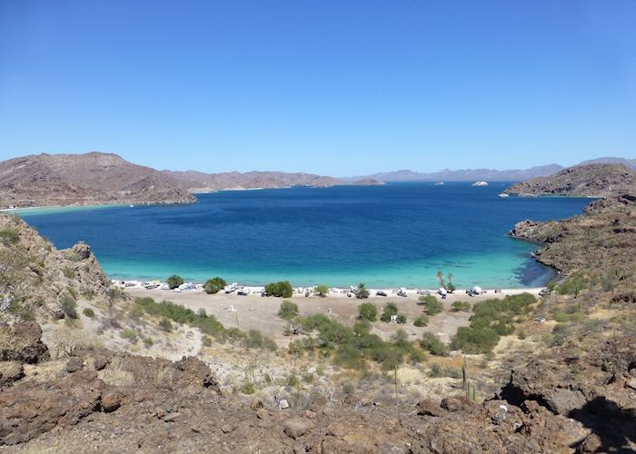 Conception Bay, Baja California