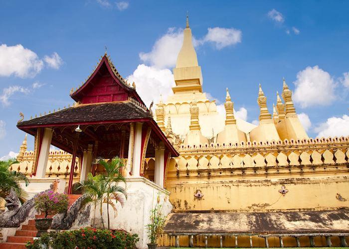 Wat That Luang, Vientiane