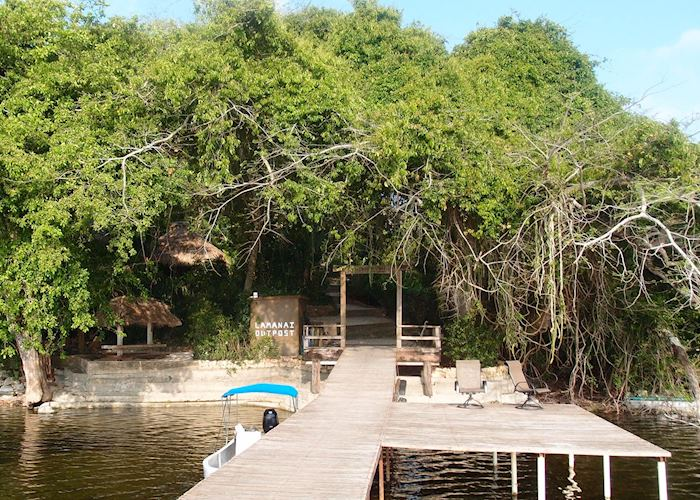 Lamanai Outpost Lodge
