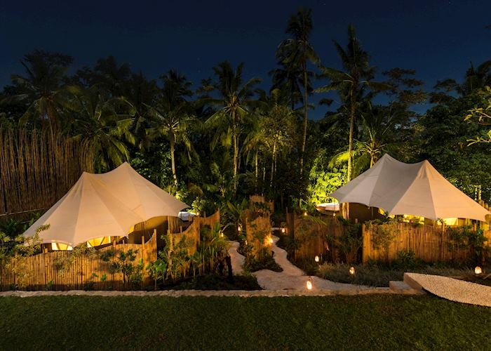 Sandat Glamping Tents,Ubud