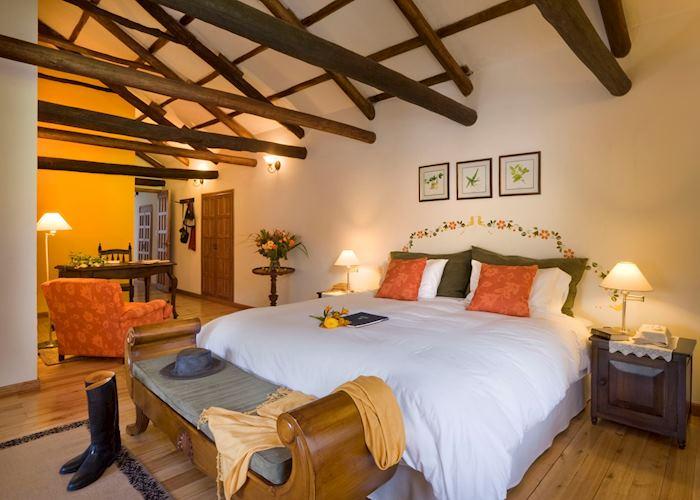 Junior Suite, Hacienda Zuleta
