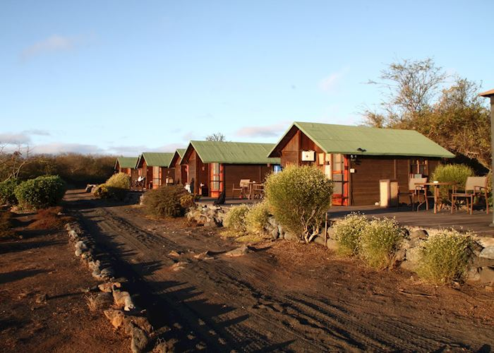 Floreana Lava Lodge, Galapagos Islands