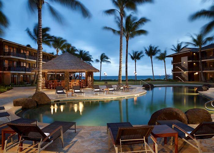 Pool, Koa Kea Hotel & Resort, Kauai
