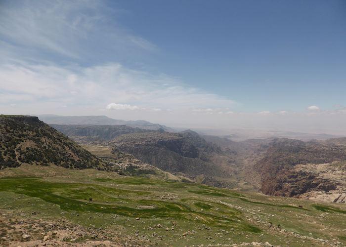 Dana Nature Reserve,Jordan