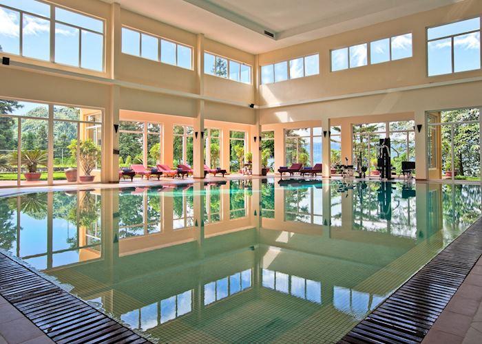 Pool at the Victoria Sapa Resort & Spa,Sapa