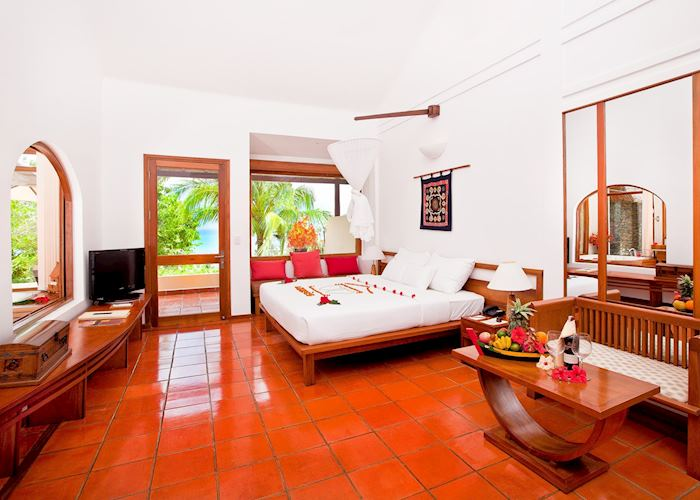 Deluxe seaview bungalow, Victoria Phan Thiet Beach Resort & Spa