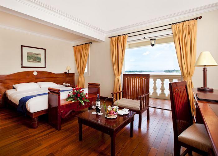 Deluxe room, Victoria Chau Doc Hotel