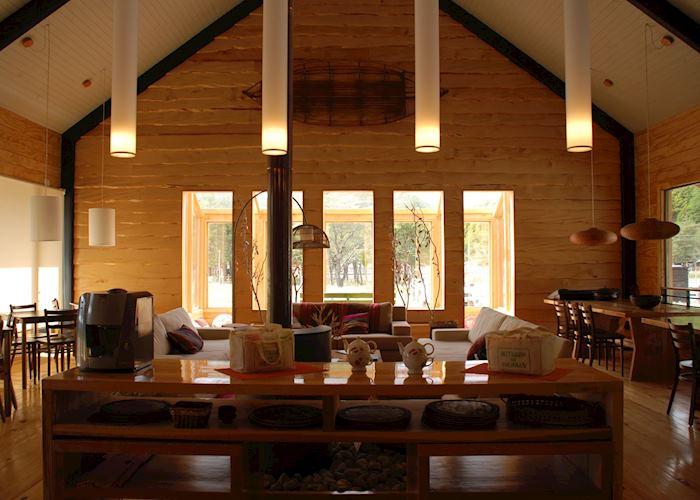 Robinson Crusoe Lodge, Villa O Higgins
