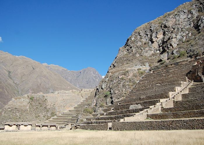 Ollantaytambo, Sacred Valley of the Incas