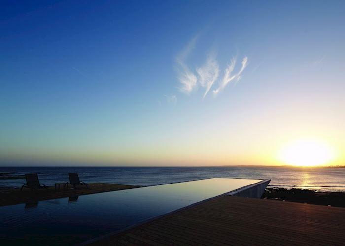 Pool at Playa Vik, Uruguay