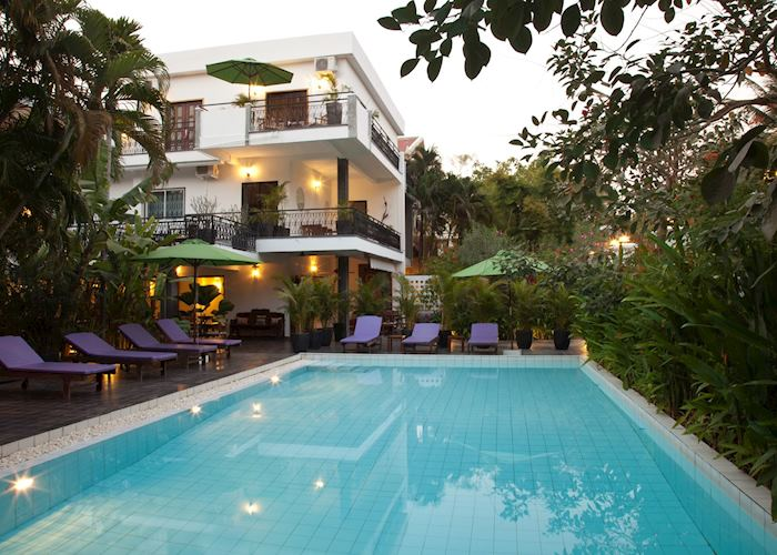 Samsara Villa, Phnom Penh