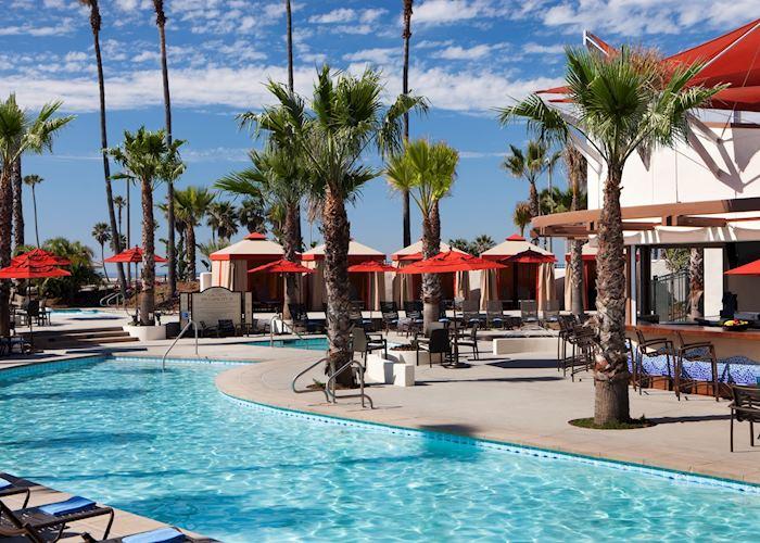 Pool, Hyatt Regency Huntington Beach Resort and Spa, Los Angeles