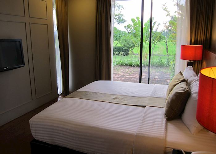 Deluxe room, Sukhothai Treasure
