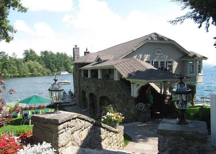 Boathouse Bed & Breakfast, Lake George