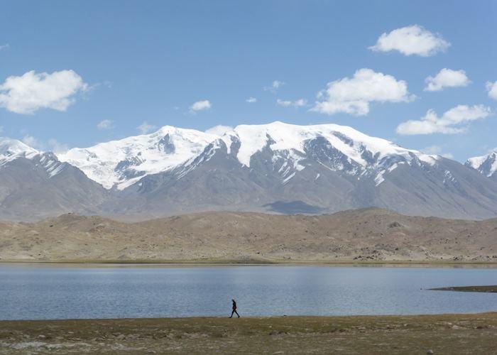 Shore of Lake Karakul