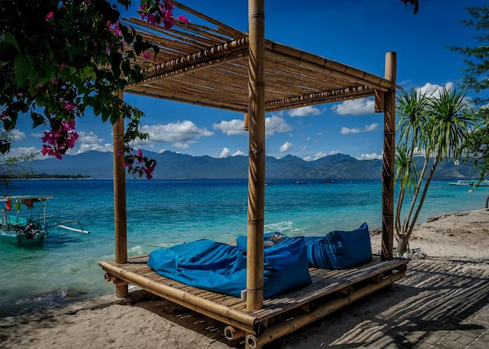Karma Reef, Gili Islands