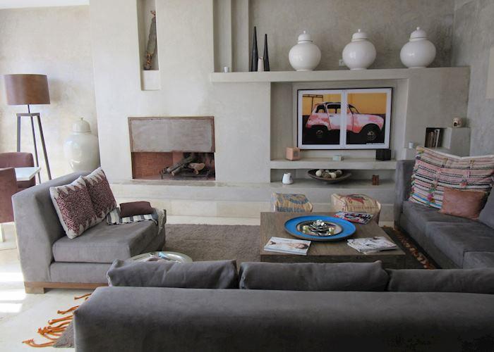Lounge Area, Dar Maya, Essaouira