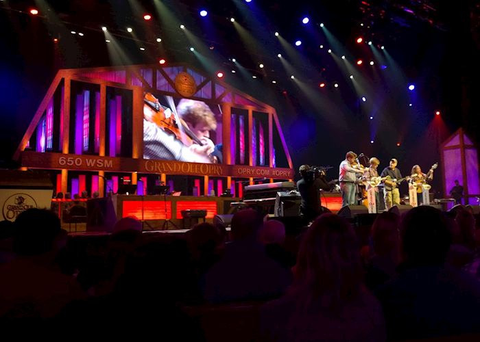 Grand Ole Opry Performance, Nashville