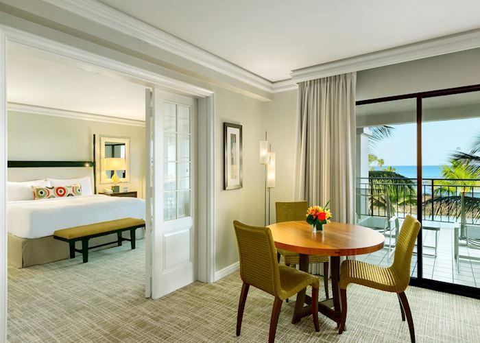 Oceanfront Suite, Fairmont Orchid