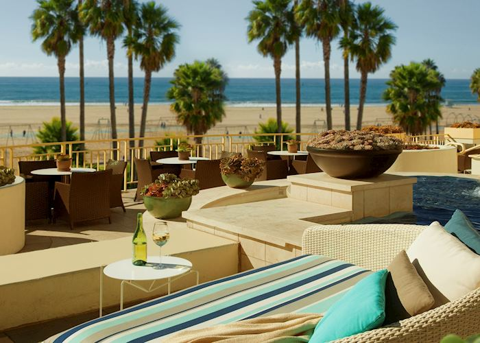 Loews Hotel Santa Monica, Los Angeles
