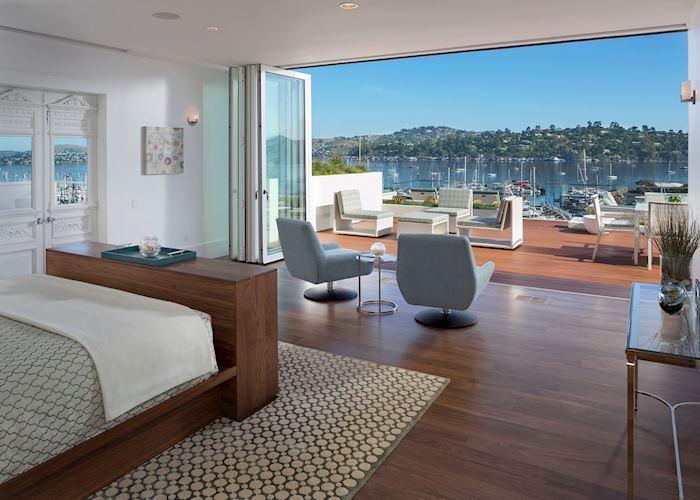 Alexandrite Suite Casa Madrona, San Francisco