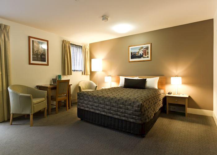 Hotel Room, The Old Woolstore Hotel, Hobart