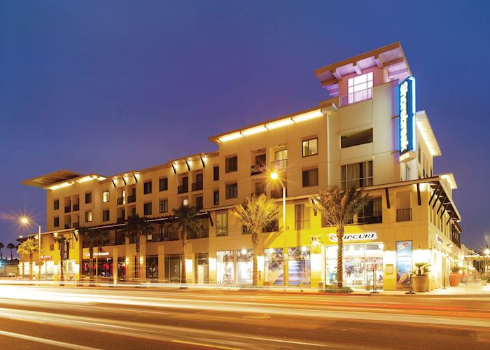 Kimpton Shorebreak Hotel, Los Angeles (Joie de Vivre Hotels)