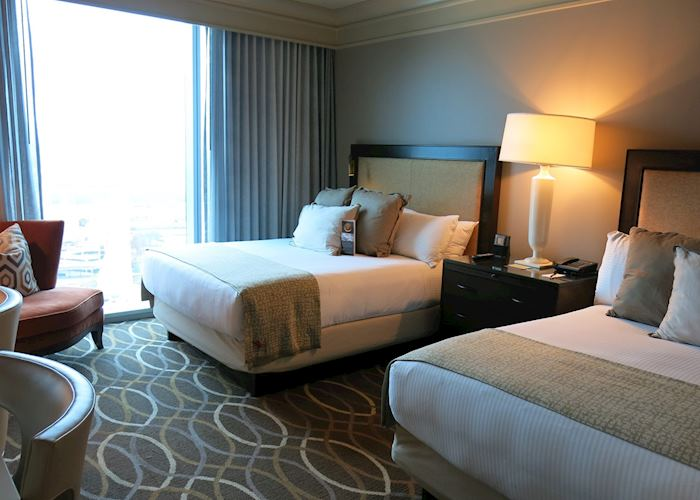 Omni Dallas Deluxe Room
