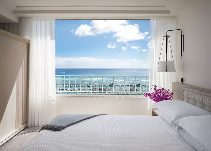 Ocean Front Suite, The Modern Honolulu Hotel