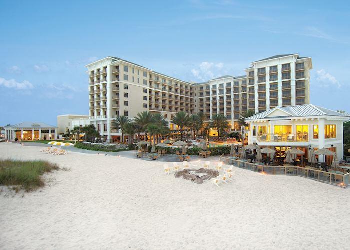 Sandpearl Resort, Clearwater, Florida