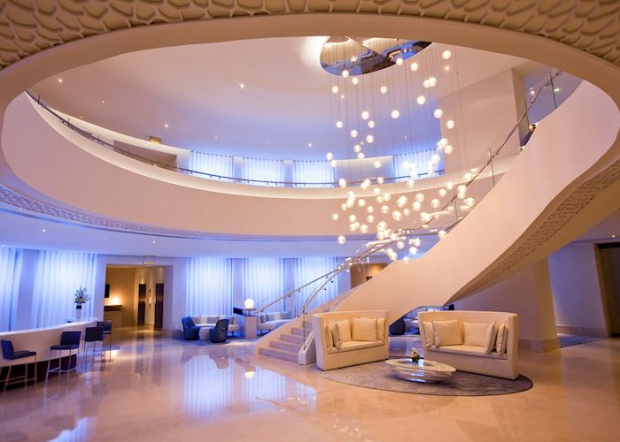 Lobby, JA Ocean View Hotel, Dubai