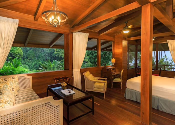 Premium room, Playa Cativo