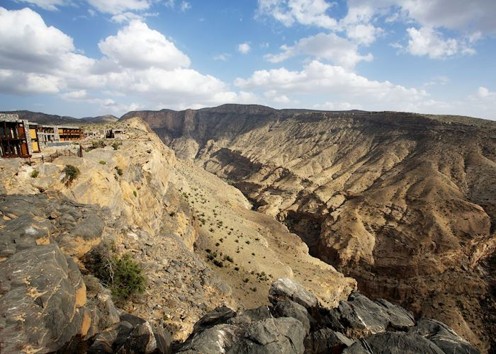 Alila Jabal Akhdar, Jebel Akhdar