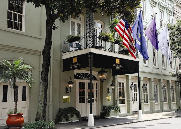 Bienville House Hotel, New Orleans