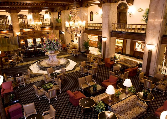 The Peabody Hotel, Memphis
