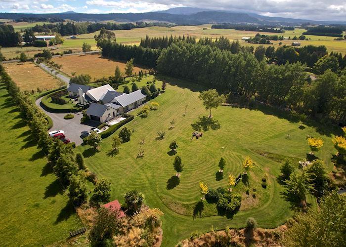 Ruapehu Country Lodge, Tongariro National Park